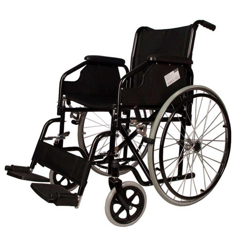 КОЛЯСКА Кресло Е0810у с ручным приводом